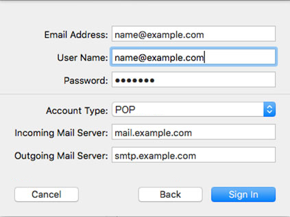 Setup OptOnline Mail In iPhone Using POP